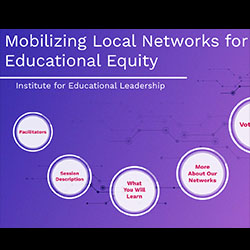 Mobilizing Local Networks for Educational Equity