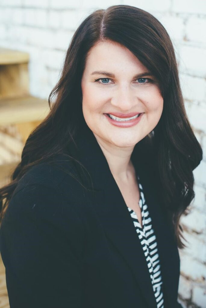 headshot of Allison Buzard