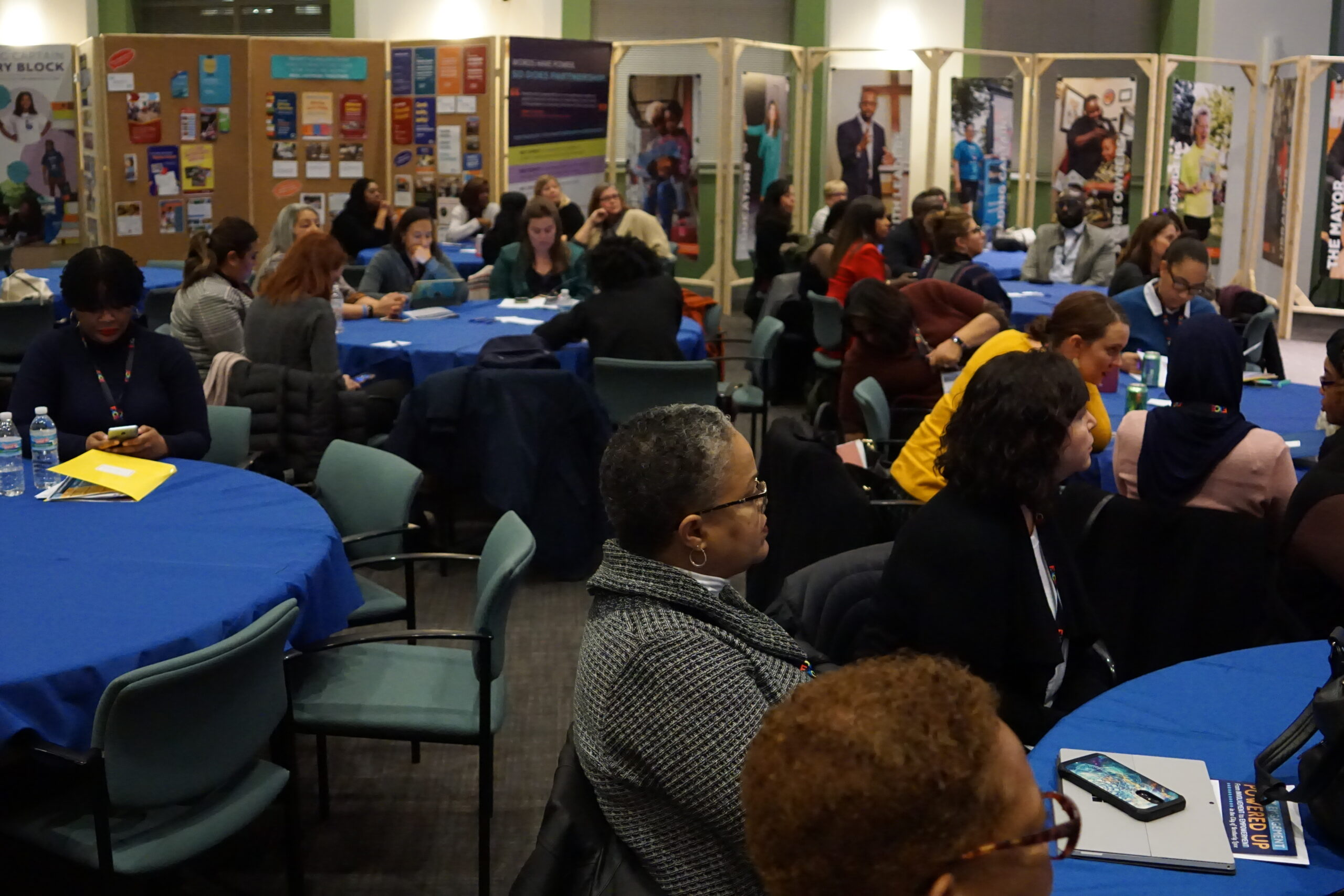 Family engagement event